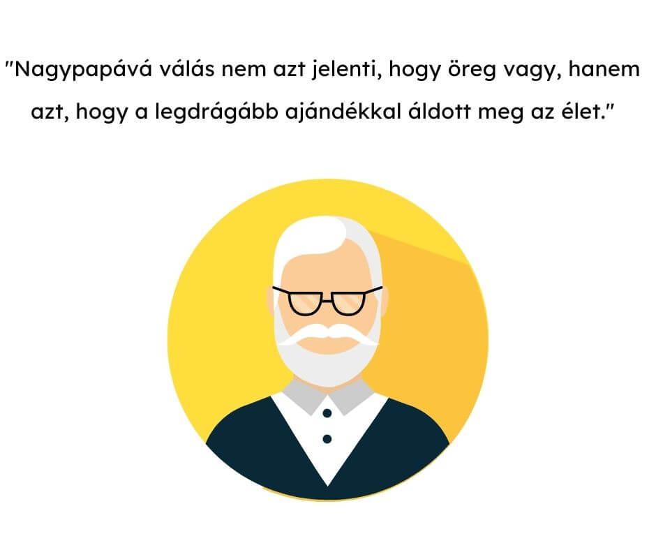nagypapa idézet